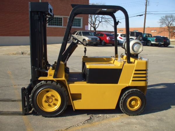 Daewoo Forklift G25-2 - Used Forklifts Houston - Call 713-496-0250