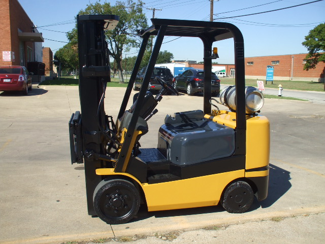 Cat GC25K Forklift - Used Forklifts Houston - Call 713-496-0250