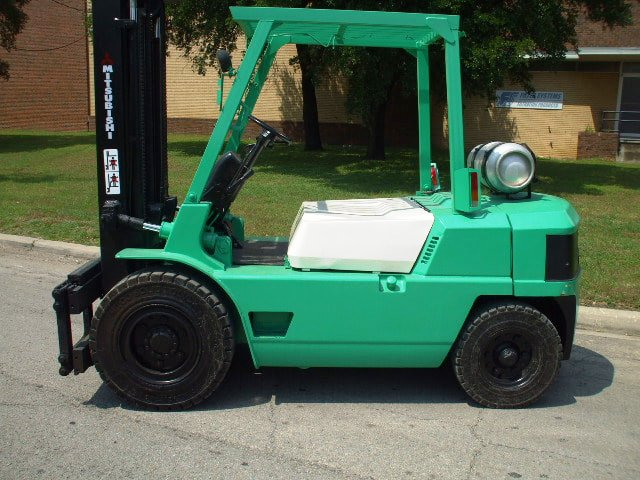 Mitsubishi FG40 - Used Forklifts Houston - Call 713-496-0250